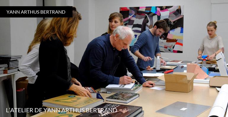 Atelier Yann Arthus Bertrand