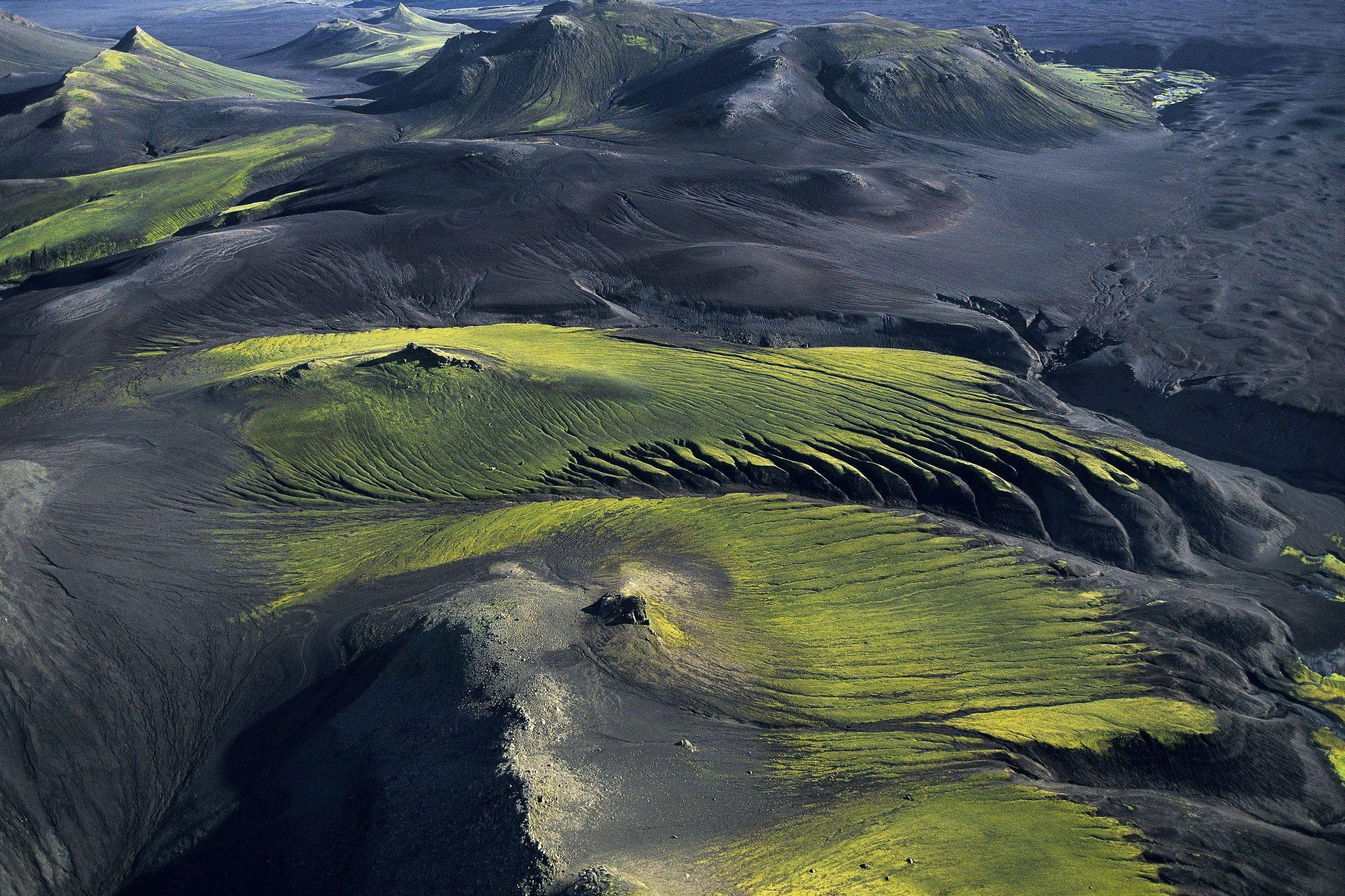 Paysage montagneux pr s de maelifellssandur islande photo d 39 art - Maison arthus bertrand ...